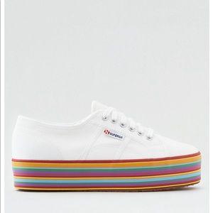 Superga 2790 Sneaker. NWT. Ladies size 9.